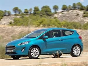 Essai nouvelle Ford Fiesta, la même en mieux Challenges fr