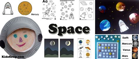 planets   solar system activities kidssoup
