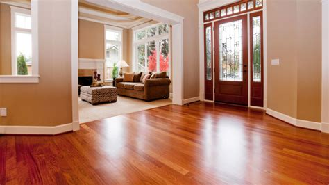 clean hardwood floors  ruining  finish