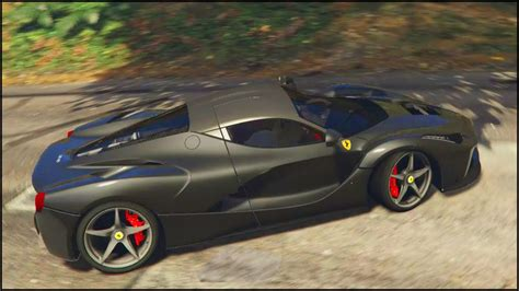 Gta 5 New Ferrari Laferrari Supercar! (gta 5 Mods Showcase