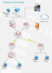 16 Best Network Diagram Images On Pinterest