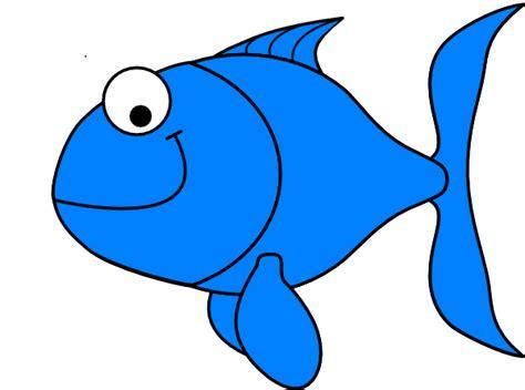 Fish Clipart - light blue fish clip at clker vector clip