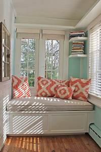 Sunroom Window Seat - Traditional - Family Room - new york