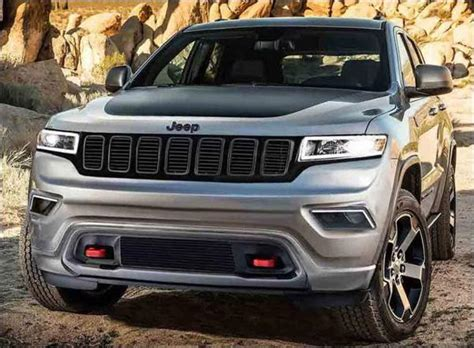 2019 Jeep Grand Cherokee Release Date, Redesign, Specs And