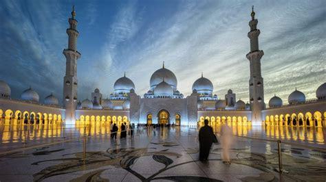 Abu Dhabi Mosque Wallpaper by Sheikh Zayed Grand Mosque Centre Abu Dhabi Beautiful