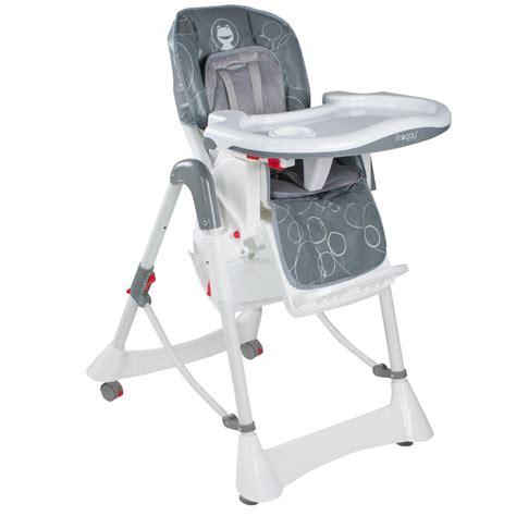 chaise haute reglable chaise haute pour bébé réglable bhc02 ebay