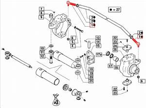 Steering  U0026 Front Axle Parts For 5500 4
