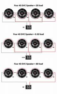 Speaker Wiring For Low Impedance