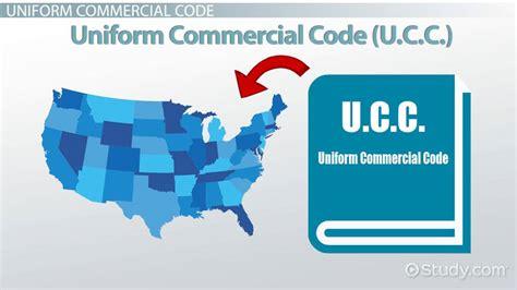 uniform commercial code definition