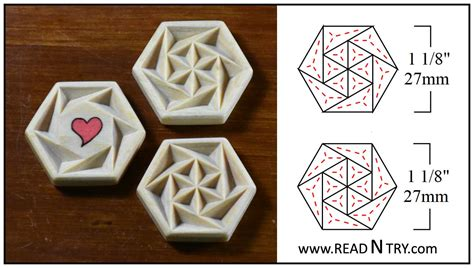 chip carving patterns read