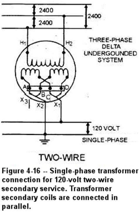 Topic Single Phase Transformer Wiring