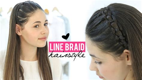 braid hairstyle tutorial step  step youtube
