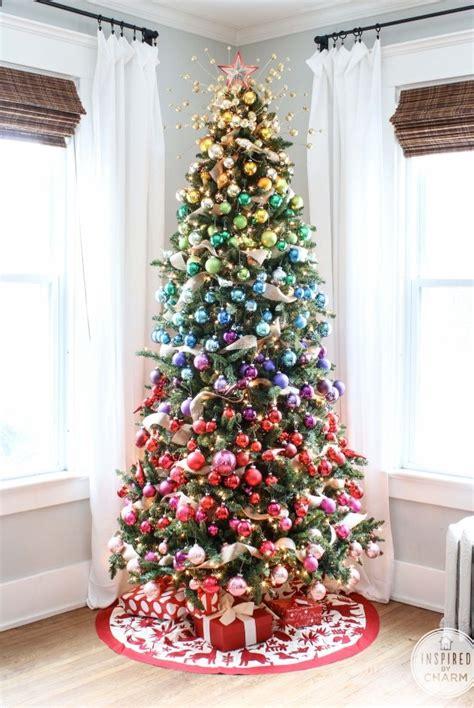 21 Unique Christmas Tree Decorations  2016 Ideas For