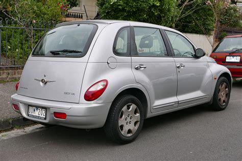 Chrysler Pt Cruiser 2007 by File 2007 Chrysler Pt Cruiser Pg My07 Classic Hatchback