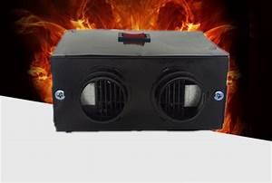 600w 12v Car Dash Mount Heater Windshiled Heating