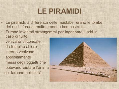 L Interno Delle Piramidi Gli Egizi Edifici Costruzioni E Architettura Fatto Da