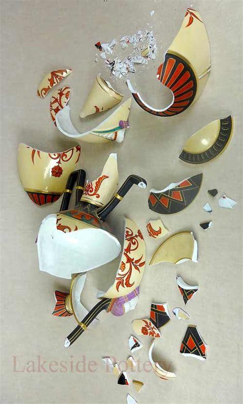 repair  restoration  ceramic pottery  sculpture