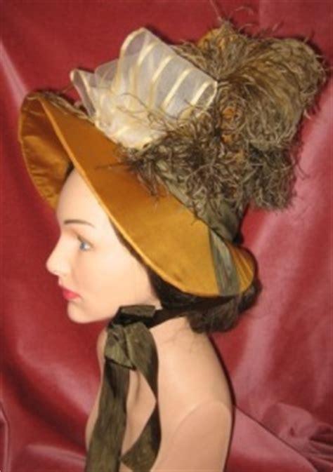 regency  hats bonnets