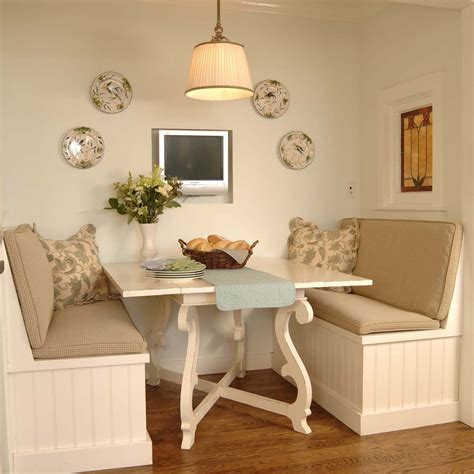 How To Build Kitchen Nook Bench by Breakfast Nook Seating Dining Room Traditional With