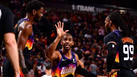 Chris Paul carved up Nuggets defense, Suns pull away in ...