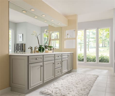 cloud gray cabinet paint  maple diamond cabinetry