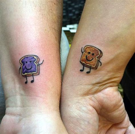 hair and me avocado 47 unique best friend tattoos that redefine your friendship