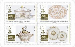 Poids Courrier Timbre : carnet arts de la table 12 timbres autocollants boutique particuliers la poste ~ Medecine-chirurgie-esthetiques.com Avis de Voitures