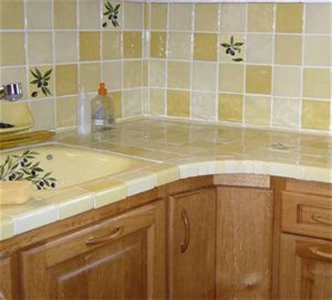 carrelage pour cr馘ence de cuisine décoration de la maison carrelage jaune pour cuisine