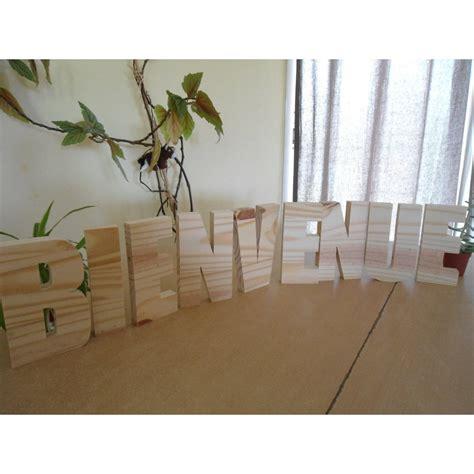 lettre cuisine en bois lettre bois alphabet 10 cm
