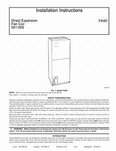 Carrier Air Handler  Indoor Blower U0026evap  Manual L0703129