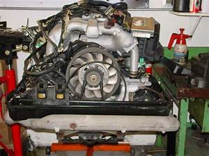 1997 993 3 6l Varioram Engine-58k