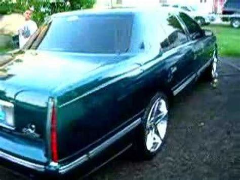 cadillac deville    rims youtube