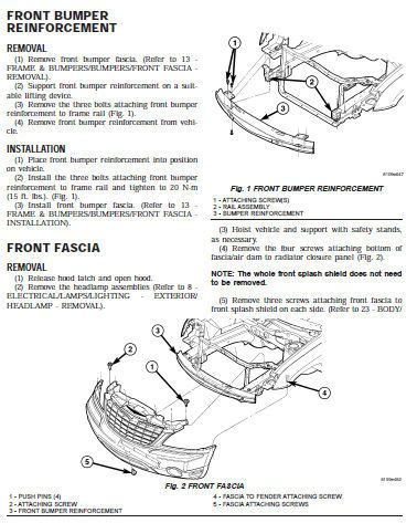 2004 Chrysler Pacifica Repair Manual by Chrysler Pacifica 2004 2005 2006 2007 2008 Factory Service