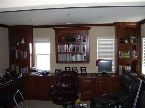 23 New Built In Home Office Furniture Yvotubecom