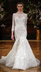 isabelle armstrong spring 2017 wedding dresses wedding With lace wedding dresses 2017