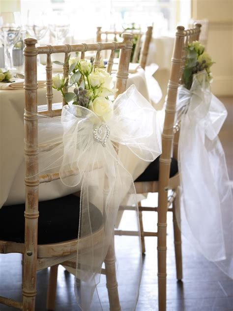 best 25 chair ties ideas on wedding reception decorations