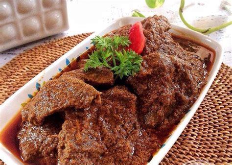 resep rendang daging sapi  enak dijamin nagih