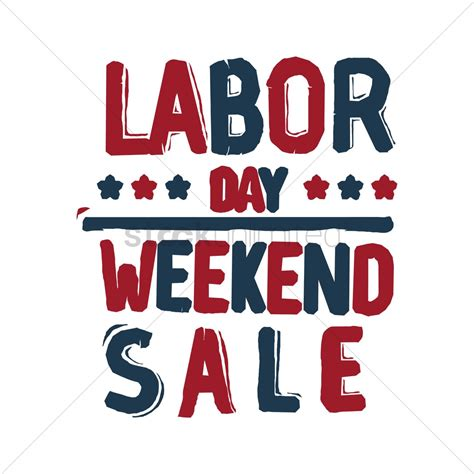 us labor day sale vector 1557957 stockunlimited