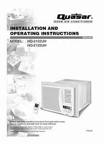 Hq-2122uh Manuals