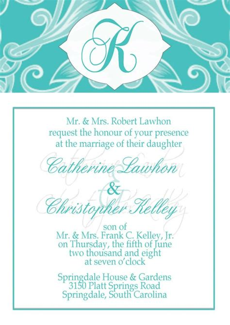 Free Christening Invitation Template
