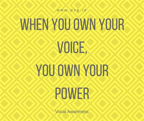 Your Voice 7 quotes to encourage you to own your voice 171 executive