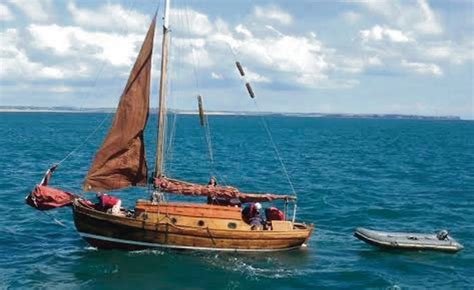 Yacht Lifeboat by Rnli Saves Sinking Yacht The Pembrokeshire Herald