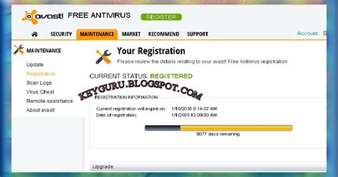 avast antivirus updates free download 2013