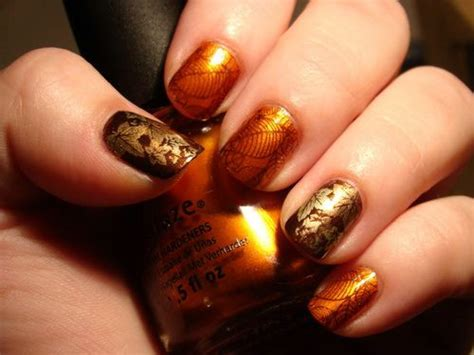 35 Fall Nail Art Designs And Trends 2016