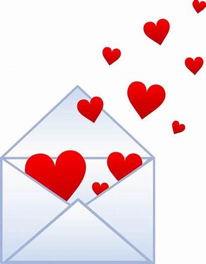 Notes Hearts Envelope Lecompte Pnas Bunch Address