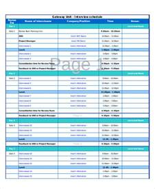 Schedule Template For Excel Excel Schedule Template 11 Free Pdf Word Document Free Premium Templates