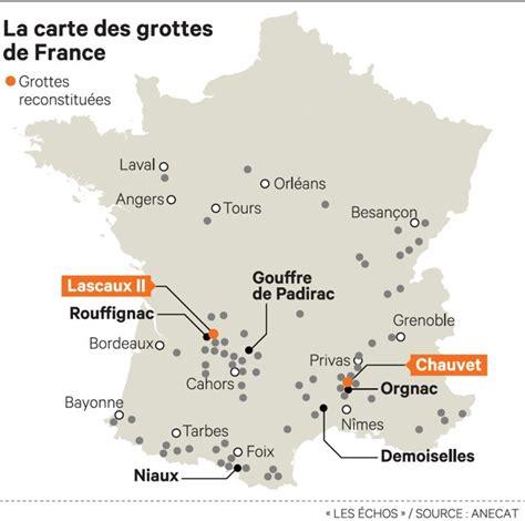 Carte Des Grottes Préhistoriques En carte des grottes de carte 2018