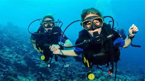 discover scuba diving  diving  beginners  phuket