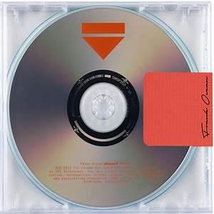A Yeezus-Inspired channel ORANGE album cover : FrankOcean
