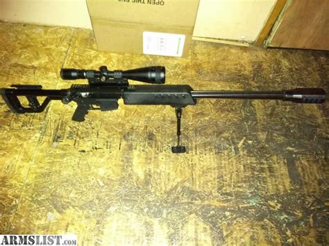 armslist for sale 50 bmg price drop 1700